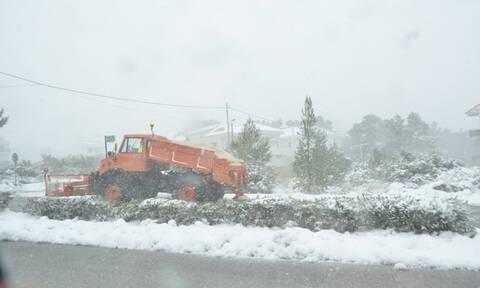 Καιρός - Έκτακτο δελτίο ΕΜΥ: Έρχονται χιόνια και στην Αττική!