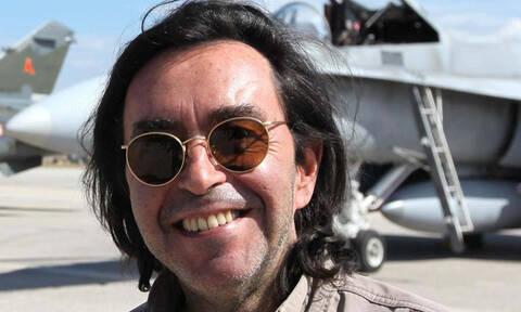 Θλίψη: Πέθανε ο δημοσιογράφος Δημήτρης Βάλλας
