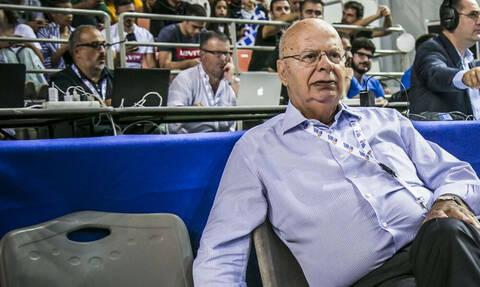Βασιλακόπουλος: «Να σεβόμαστε τους κανονισμούς, δεν προβλέπονται ξένοι διαιτητές»