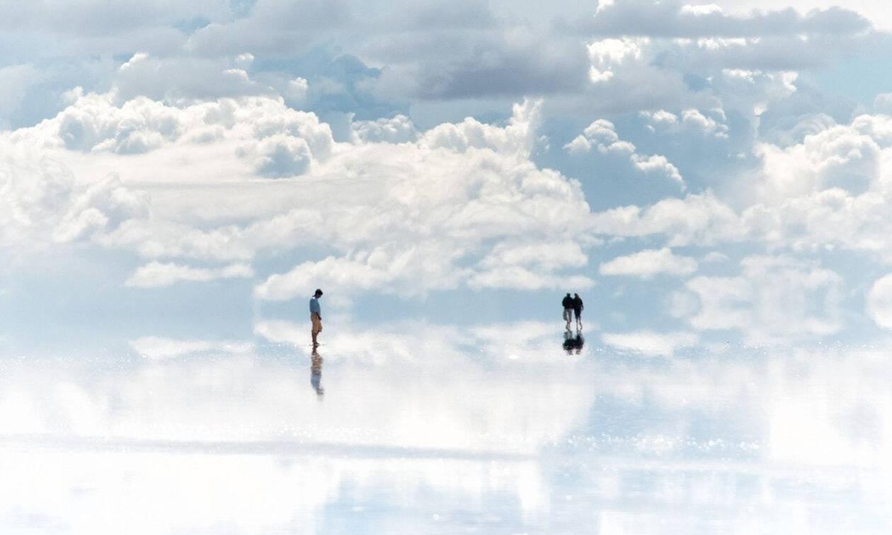 Στη «Ζώνη του Λυκόφωτος»: Απόκοσμες εικόνες που «παγιδεύουν» τη λογική σε μια άλλη «διάσταση»