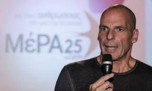 Εκλογές 2019 - Βαρουφάκης: Στην Θεσσαλονίκη με Σακοράφα, Μήτσιου, Νάνο για το  ΜέΡΑ25