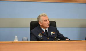O Αρχηγός ΓΕΕΘΑ στη Σχολή Εθνικής Άμυνας (pics)