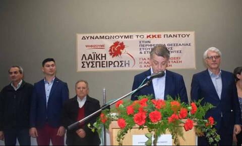 Εκλογές 2019: Τους πρώτους υποψηφίους παρουσίασε ο υπ. Περιφερειάρχης Θεσσαλίας Τάσος Τσιαπλές