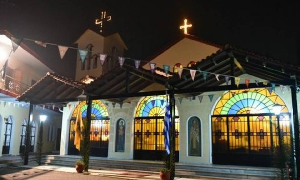 Θαύμα στο Λαγκαδά: Κλεμμένη εικόνα της Παναγίας βρέθηκε άθικτη μετά από πυρκαγιά