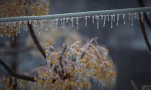 Καιρός: Πολικές θερμοκρασίες στη χώρα - Πού έπεσε το θερμόμετρο κάτω από το μηδέν
