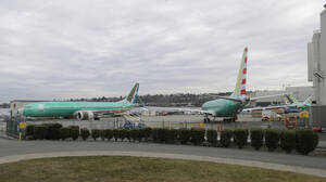 «Καθηλώνονται» και στην Ελλάδα τα Boeing 737 Max 8 και 9 μετά την τραγωδία στην Αιθιοπία