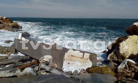 Καιρός: Προβλήματα στην Εύβοια από τους ισχυρούς ανέμους - Χωρίς ρεύμα πολλές περιοχές