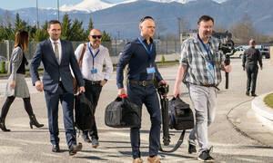 Το BBC στα Τρίκαλα για τη φέτα OLYMPUS για μια εκπομπή με θέμα το Brexit