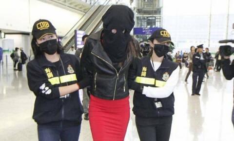 Χονγκ Κονγκ: Αποφυλακίστηκε η 21χρονη Ειρήνη Μελισσαροπούλου (pics)