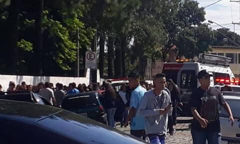 Μακελειό σε σχολείο στη Βραζιλία - Πέντε νεκροί μαθητές