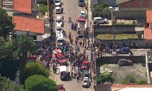 «Λουτρό αίματος» σε σχολείο στη Βραζιλία: Έφηβοι άνοιξαν πυρ κατά μαθητών – Τουλάχιστον 10 νεκροί
