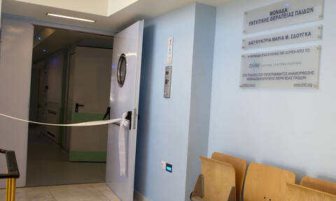 Κρήτη: Σε κρίσιμη κατάσταση παραμένει το 2,5 ετών αγοράκι που κατάπιε χάπια