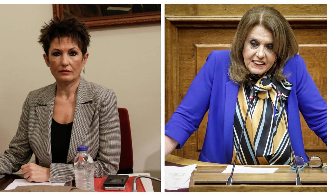 Άγριος καβγάς: «Αρπάχτηκαν» Καββαδία - Μεγαλοοικονόμου στην Κοινοβουλευτική Ομάδα του ΣΥΡΙΖΑ