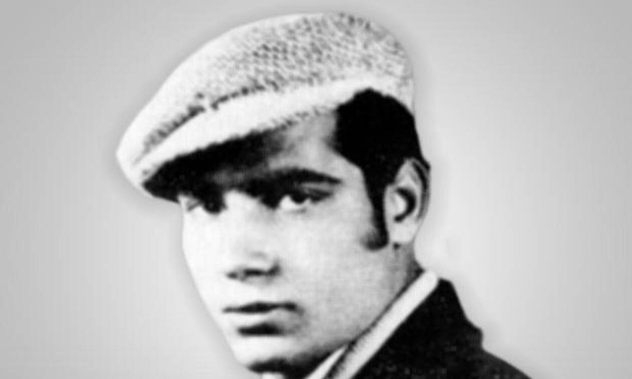 Σαν σήμερα το 1957 απαγχονίζεται ο Ελληνοκύπριος ήρωας Ευαγόρας Παλληκαρίδης