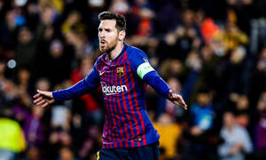 Champions League: Η απάντηση του Μέσι στον Ρονάλντο!