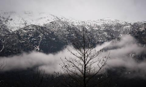 Καιρός τώρα: Χωρίς τέλος η κακοκαιρία - Συνεχίζονται οι καταιγίδες και οι χιονοπτώσεις