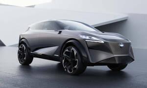 Το πρωτότυπο Nissan IMQ προλογίζει την επόμενη γενιά του Qashqai;