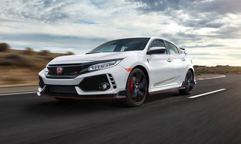 Θα είναι υβριδικό το επόμενο Honda Civic Type R;
