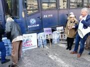 ΠΟΕΔΗΝ Κινητοποίηση στο κέντρο της Αθήνας
