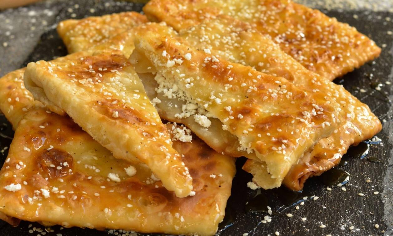 Η συνταγή της ημέρας: Τυροπιτάρια