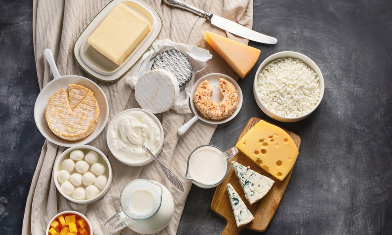 Οδηγίες ΕΦΕΤ: Πώς θα ξεχωρίζετε αν τα γαλακτοκομικά που αγοράζετε φτιάχονται από ελληνικό γάλα