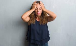 Ημικρανία: 5 συμβουλές για να μειώσετε τον πόνο (εικόνες)