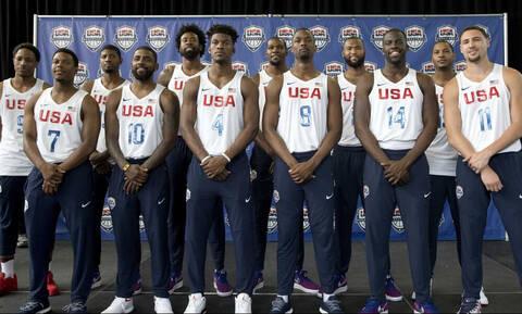 Mundobasket: «Τρομάζει» η προεπιλογή των ΗΠΑ! (photos)