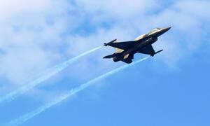 Έλληνας ο κορυφαίος πιλότος του ΝΑΤΟ (vid)