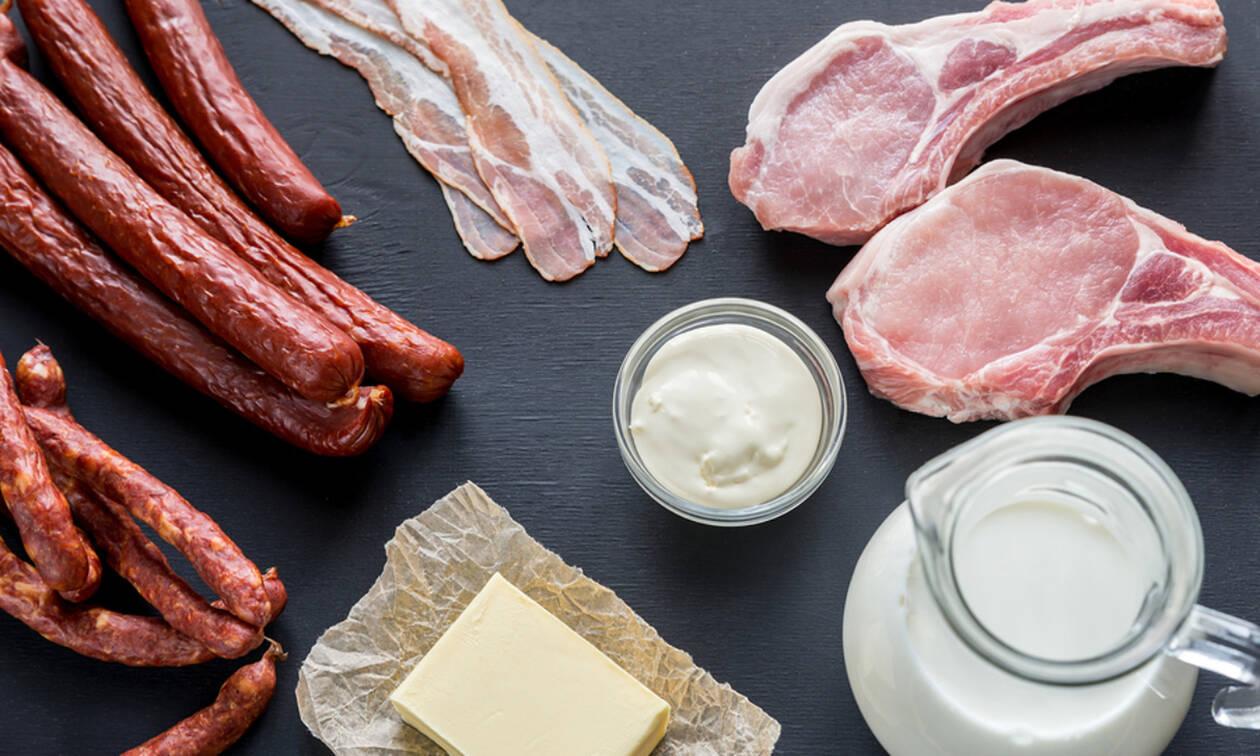 Κορεσμένα λιπαρά: Πόσα επιτρέπεται να τρώτε καθημερινά