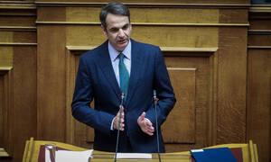 Μητσοτάκης: Ολέθριες οι προτάσεις του ΣΥΡΙΖΑ για το Σύνταγμα