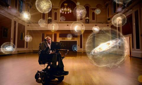 Στίβεν Χόκινγκ: Ο άνθρωπος που ξεκλείδωσε τα σκοτεινά μυστικά του σύμπαντος