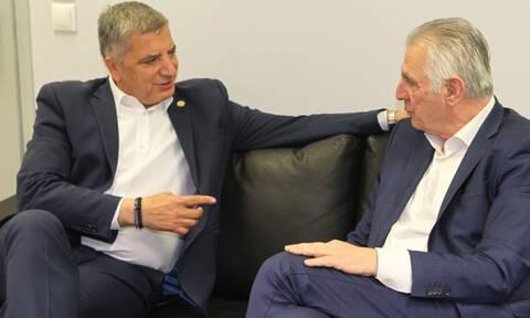 Εκλογές 2019: Συνάντηση Πατούλη -  Παχατουρίδη