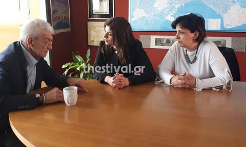 Εκλογές 2019 - Mπουτάρης: Εύχομαι στη Νοτοπούλου να βγει δήμαρχος