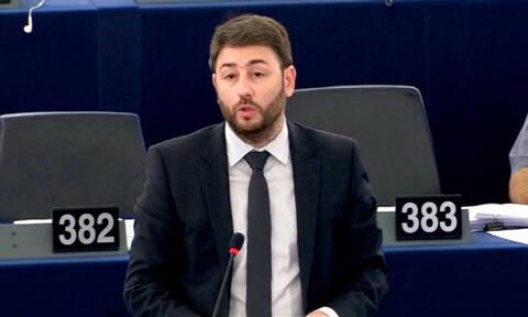Εκλογές 2019 - Ανδρουλάκης: Υποψήφιος ευρωβουλευτής με το Κίνημα Αλλαγής