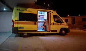Μάχη για τη ζωή της δίνει η 24χρονη μετά από τροχαίο στη Σητεία