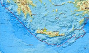 Σεισμός μεταξύ Χανίων και Ρεθύμνου (pics)