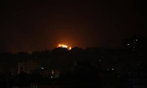Επίθεση με ρουκέτες κατά του Τελ Αβίβ - Το Ισραήλ Απάντησε με αεροπορική επίθεση στη Γάζα