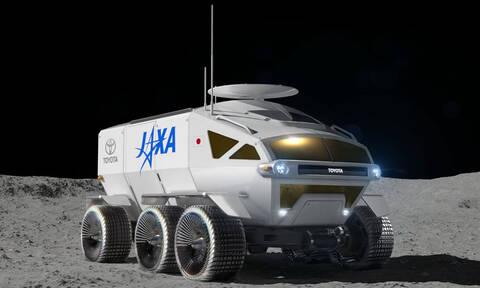 Η Toyota πάει φεγγάρι