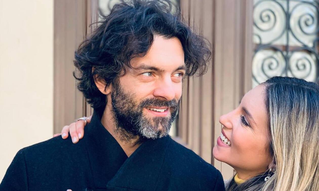 Αθηνά Οικονομάκου - Φίλιππος Μιχόπουλος: Φωτογραφίες από το εντυπωσιακό 1ο πάρτι του Μάξιμου