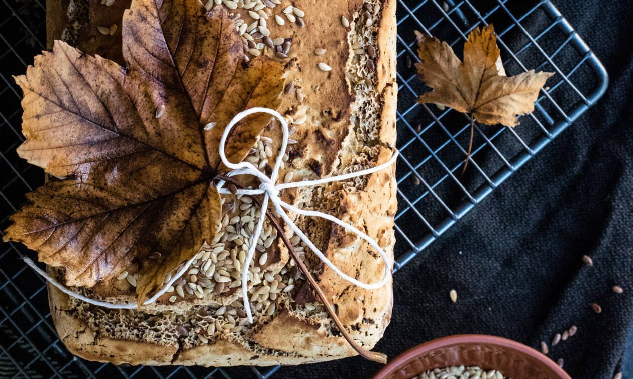Οι πιο εύκολες συνταγές που θ' απογειώσουν το ψωμί σου