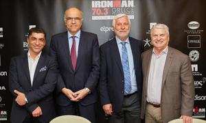 Costa Navarino: Στην τελική ευθεία το πρώτο IRONMAN®70.3®Greece