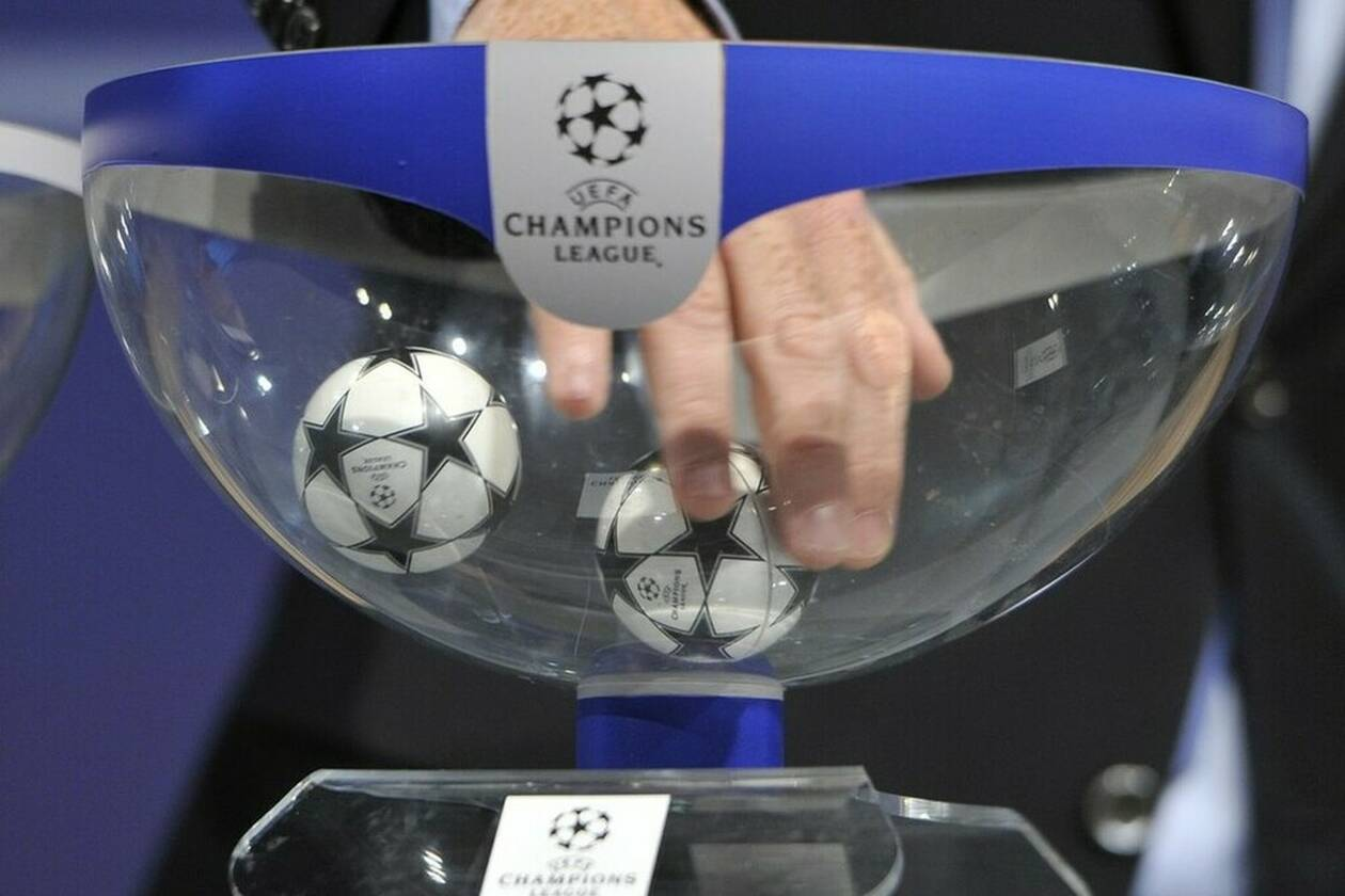 LIVE: Οι κληρώσεις των Champions League και Europa League