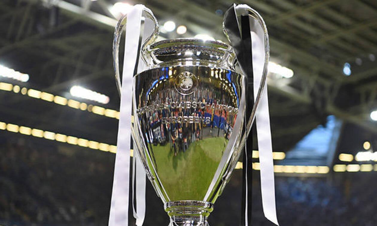 Champions League: Αυτά είναι τα ζευγάρια των προημιτελικών