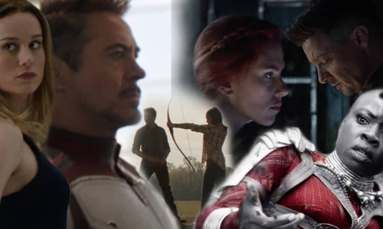 Δεν μπορείς να φανταστείς τι κρυβόταν στο τρέιλερ των «Avengers» (pics)