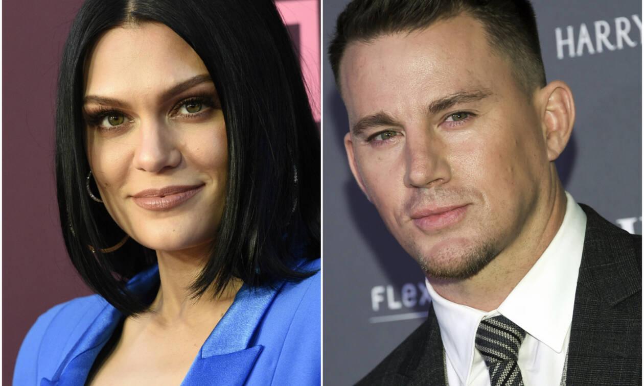 Για πρώτη φορά: Ο Channing Tatum και η Jessie J στην πρώτη τους κοινή έξοδο