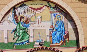 Γιατί ο Ευαγγελισμός της Θεοτόκου εορτάζεται την 25η Μαρτίου