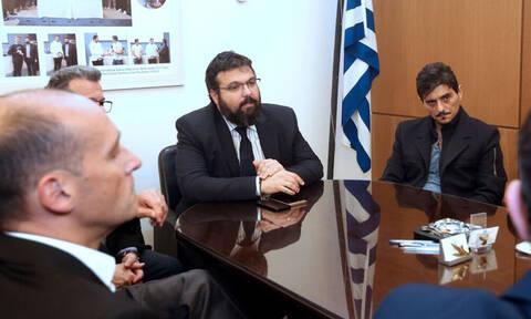Σε εξέλιξη η κρίσιμη σύσκεψη «κορυφής» για το μέλλον του ελληνικού μπάσκετ