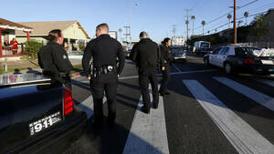 Συναγερμός για ένοπλο σε εμπορικό κέντρο στο Λος Άντζελες