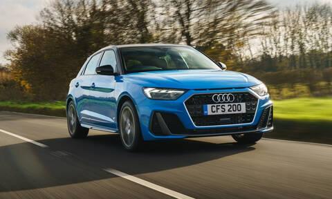 Audi A1 30 TFSI: το καινούργιο A1 δεν έχει σχέση με τον προκάτοχό του