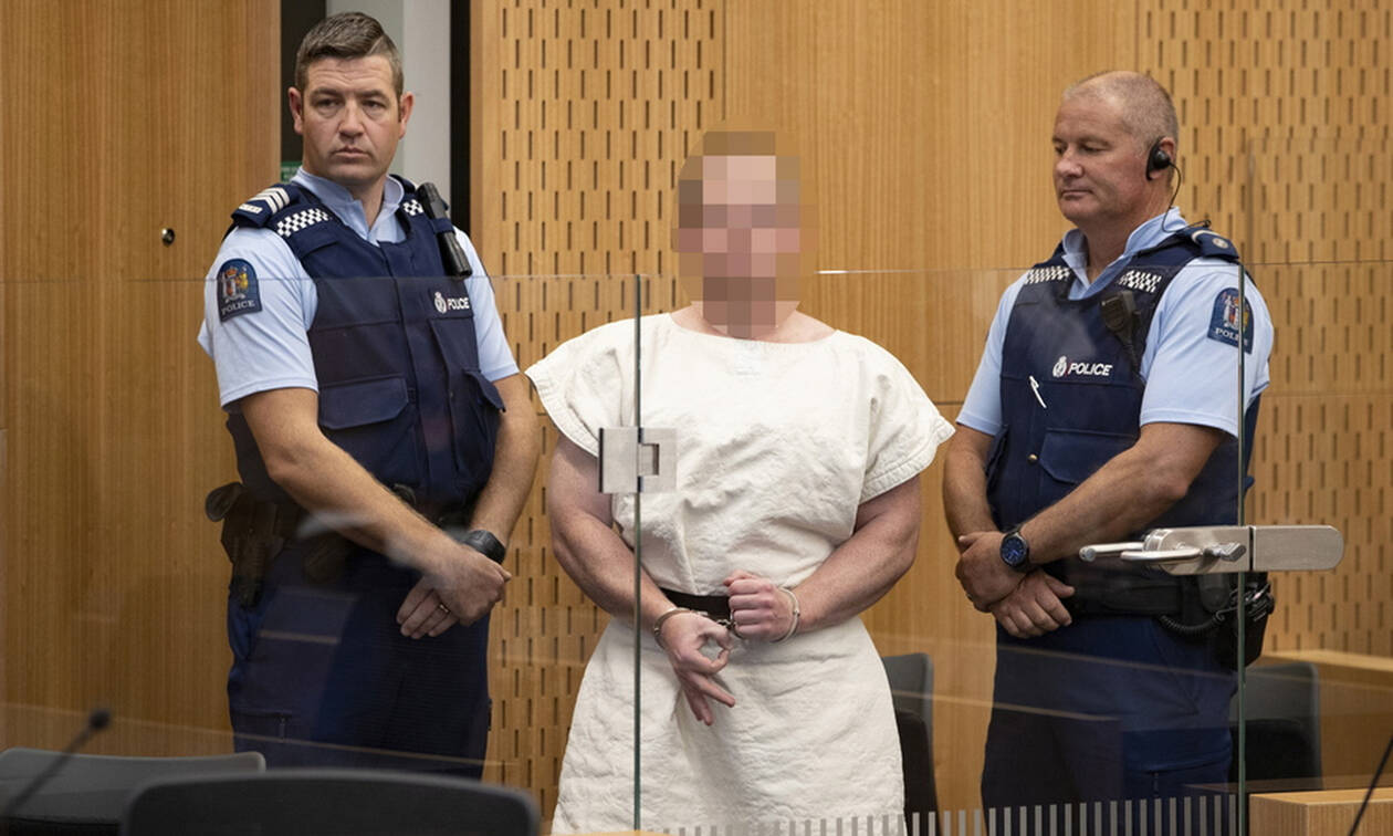 Μακελειό Νέα Ζηλανδία: Νέες σοκαριστικές αποκαλύψεις - Ο τρομοκράτης σκόπευε να συνεχίσει να εκτελεί